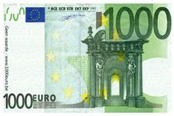 combien placer pour avoir 1000 euros par mois